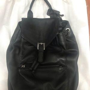 Clarks leather backpacks